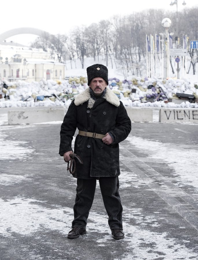 Faces Of The Ukrainian Revolt 2014