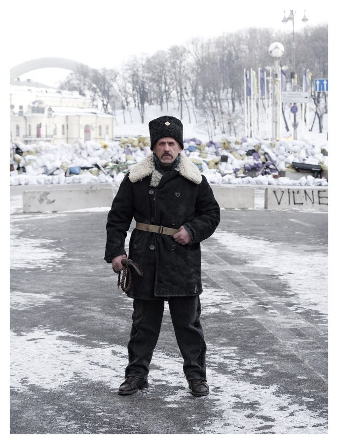 Faces Of The Ukrainian Revolt