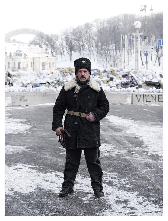 Faces Of The Ukrainian Revolt