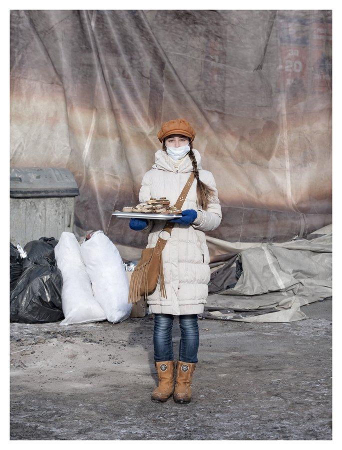 Mnoho tváří ukrajinské revoluce