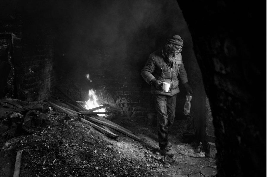 Příběh pyromana Ludvíka